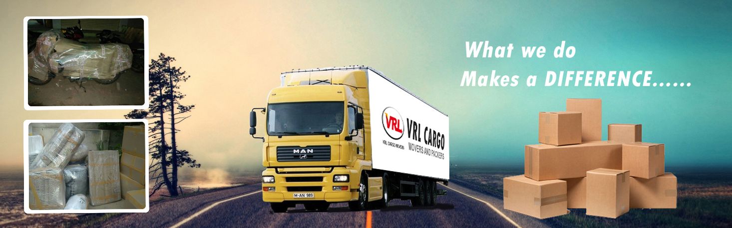 VRL Cargo Movers and Packers